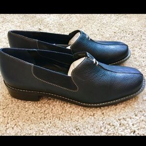 NWOB A.Marinelli leather dress shoes size 8.